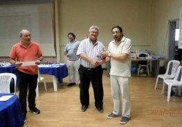 Τρίτος στο 1ο Κύπελλο Ελλάδας Καλλιτεχνικού Σκακιού ο Παναγιώτης Κονιδάρης