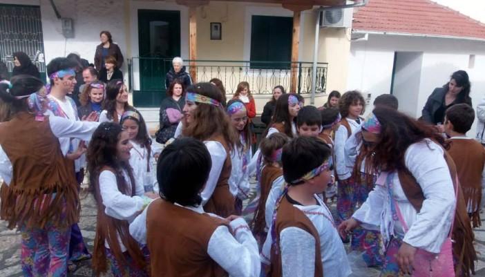 Καρναβάλι στο Μεγανήσι