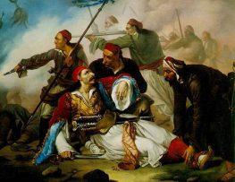 Η Λευκάδα στην Επανάσταση του 1821