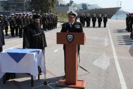 Η τελευταία ομιλία του Ναυάρχου Σπύρου Κονιδάρη στην τελετή αποστράτευσης