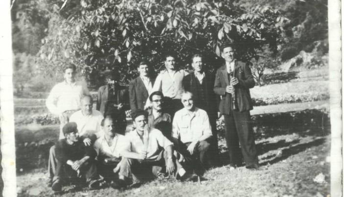 Πρωτομαγιά του 1959 στον Σκορπιό