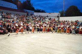 Εντυπωσίασε το Χορευτικό του ΠΣ Επτανησίων Γαλατσίου στο Πολιτιστικό Αντάμωμα Φορέων της περιοχής