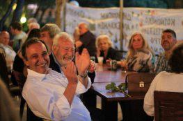 Γλέντι Νίκης στις Δημοτικές Εκλογές της Παράταξης «Στάση Βύρωνα» του Μεγανησιώτη Δήμαρχου Άκη Κατωπόδη