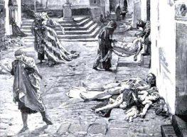 Η πανούκλα του 1743 που αφάνισε το 1/3 των κατοίκων του νησιού της Λευκάδας