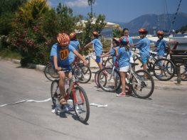 Ποδηλατικοί Αγώνες Μεγανησίου 2014