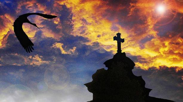 Στην γειτονιά των αγγέλων ο μικρός Σπύρος…