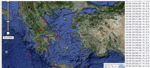 Σεισμός 4 Ρίχτερ κοντά στην Λευκάδα