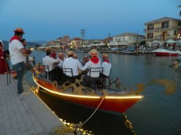 Festa Del Canale 2014: Μια Φαντασμαγορική Εκδήλωση στην Λευκάδα