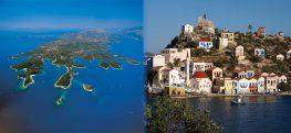 Στα «Δύο Ελληνικά νησιά στους 5 κρυφούς προορισμούς της Μεσογείου» το Μεγανήσι