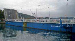 Ο νέος Αντιπεριφερειάρχης Λευκάδας για τη συντήρηση της πλωτής γέφυρας