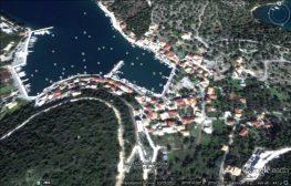 Τα χωριά του Μεγανησίου από τον δορυφόρο