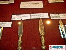 Έντονο ενδιαφέρον στα εγκαίνια της Έκθεσης για το Λευκαδίτικο (Πορσάνικο) μαχαίρι