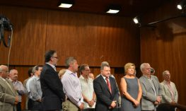 Διπλή ορκωμοσία για το νέο Περιφερειακό Συμβούλιο Ιονίων Νήσων