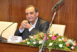 Ορκωμοσία του Μεγανησιώτη νέου Δημάρχου Βύρωνα Άκη Κατωπόδη και νέου Δημοτικού Συμβουλίου