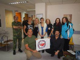 1η Εθελοντική Αιμοδοσία στο «Σωτηρία» για την Τράπεζα Αίματος «Μαρίνος Ζαμπάτης» στη μνήμη του Μεγανησιώτη Ήρωα