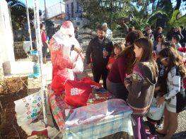 Η χριστουγεννιάτικη παιδική εκδήλωση του Συλλόγου Γονέων κ κηδεμόνων.