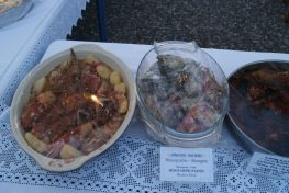 Μεγανησιώτικες συνταγές…Μπουργέτο.