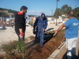 Εθελοντικές δράσεις καθαρισμού σε Κατωμέρι και Αθερινό