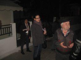 Το Μεγανήσι επισκέφτηκαν οι υποψήφιοι βουλευτές του ΚΚΕ