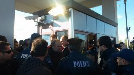 Καταγγελία ΚΚΕ για την επίθεση της αστυνομίας στο Άκτιο