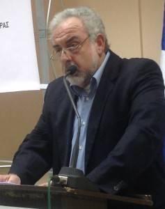 Ευχαριστήριο του νέου βουλευτή Λευκάδας Σταύρου Γρηγόρη