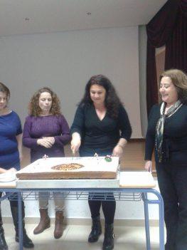Γενική Συνέλευση και κοπή της πίτας από τον Σύλλογο Γυναικών Μεγανησίου.