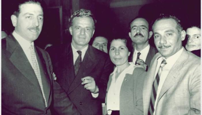 Η δίκη του Χαρίλαου Φλωράκη στο Κακουργιοδικείο Λευκάδας