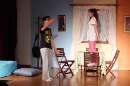 Δελτίο τύπου για την Θεατρική παράσταση Γυμνασίου-Λυκείου