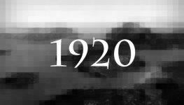 Το Μεγανήσι σε φωτογραφία του 1920 !