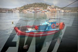 Το Μεγανήσι και οι «Περιβόητοι ψαράδες» του στο κεντρικό Δελτίο Ειδήσεων του ΑΝΤ1