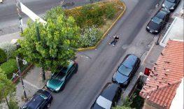 Σκηνές από τα γυρίσματα της νέας ταινίας του Βησσαρίωνα Κατωπόδη «Το τέλος της αρχής»
