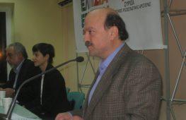 Ο Χρήστος Παπαδόπουλος ανάμεσα στα 53 μέλη της ΚΕ του ΣΥΡΙΖΑ που παραιτήθηκαν