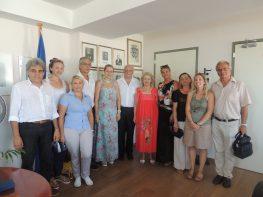 Επίσημη επίσκεψη ενόψει της «Χρονιάς της Ρωσίας στην Ελλάδα