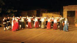 Έναρξη Χρονιάς Χορευτικού Τμήματος Συλλόγου Λευκαδίων Ηλιούπολης και Γύρω Δήμων