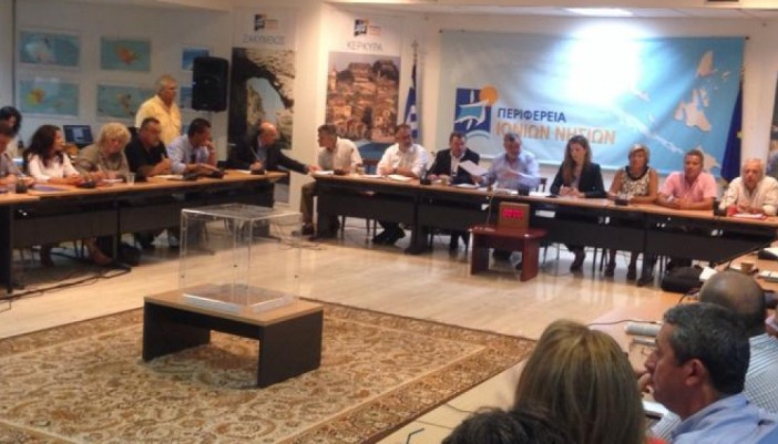 Σαββάτο και Κυριακή το Περιφερειακό συμβούλιο στο Μεγανήσι
