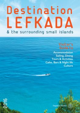 Ολοκληρώθηκε ο νέος Οδηγός Destination Lefkada για το 2016
