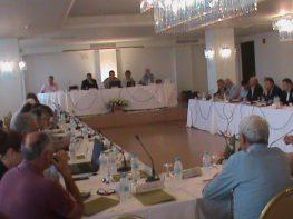 Από το Περιφερειακό συμβούλιο στο Μεγανήσι