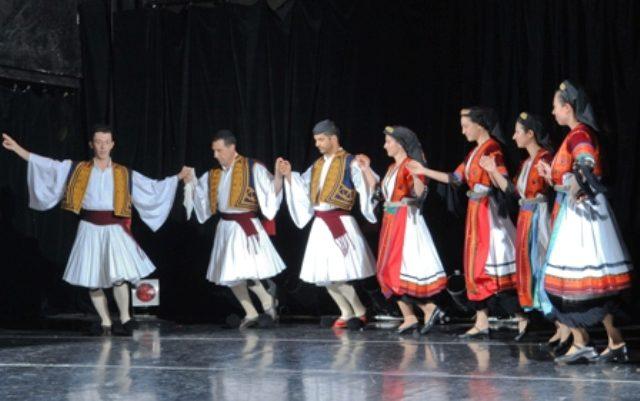 Μαθήματα χορού