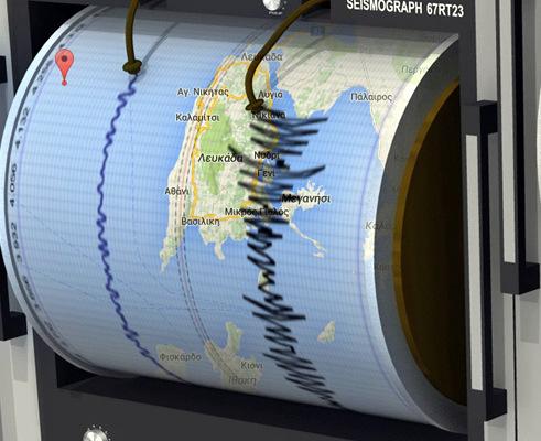 Σεισμός 6,1 Ρίχτερ στη Λευκάδα