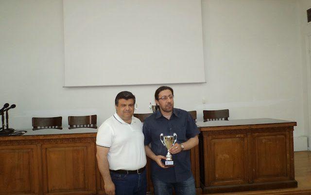 Και δεύτερο κατά σειρά Κύπελλο Ελλάδας για τον Παναγιώτη στο σκάκι!