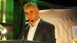 Δελτίο τύπου βουλευτή για την ποσόστωση στις Πανελλήνιες