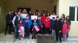 Κατάληψη ~ Διαμαρτυρία του Δημαρχείου Μεγανησιου κατά της υποβάθμισης του δημοτικού σχολείου