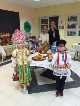 Ρώσικη ψυχή στην εκδήλωση της Δημόσιας Βιβλιοθήκης Λευκάδας.