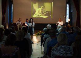 Ο Σύλλογος Επτανησίων Γαλατσίου τίμησε την μνήμη του Επτανήσιου βάρδου Άγγελου Σικελιανού