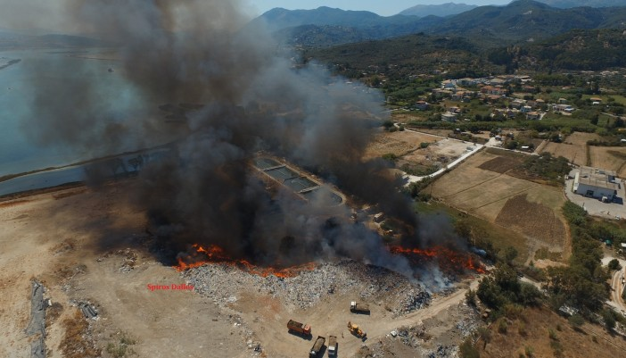 Ανακοινώσεις για την διαχείριση των σκουπιδιών στην Λευκάδα