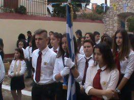 Εορτασμός εθνικής επετείου στο Σπαρτοχώρι