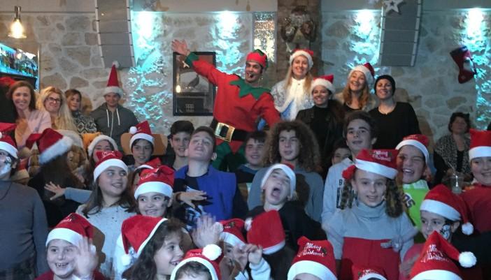 Χριστουγεννιάτικη γιορτή Συλλόγου Γονέων