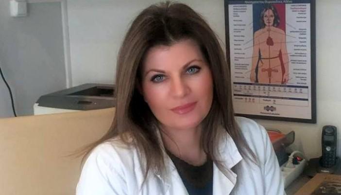 Η Μεγανησιώτισα γιατρός Ουρανία (Ράνια) Σκιώτη άνοιξε ιατρείο στη Λευκάδα
