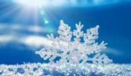 Χιόνι και στο Μεγανήσι!