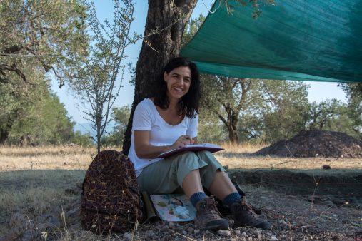 Συνέντευξη Νένας Γαλανίδου στο Archaeology & Arts